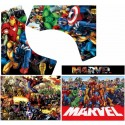 Kit Vinilos MARVEL